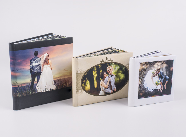 Photo Book Luxury formats