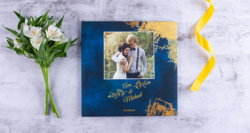 A wedding Starbook