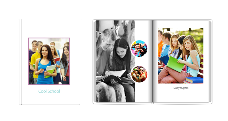 Cool School – an innovative template for secondary school students.