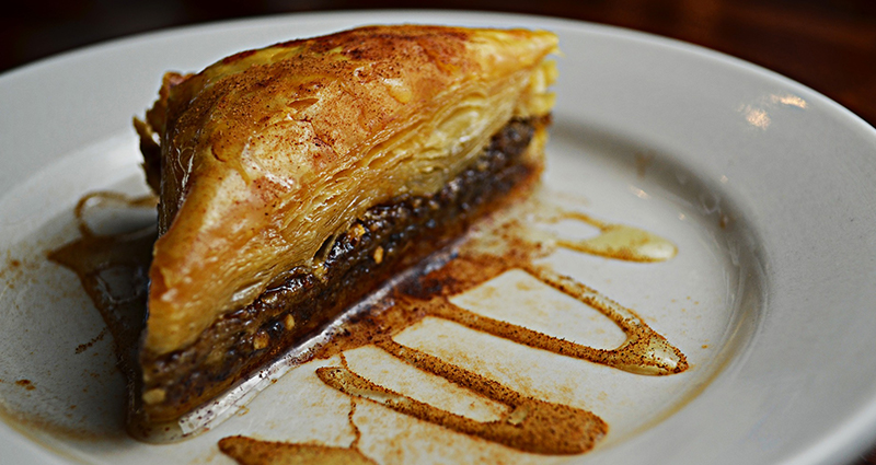 Cuisine croate – baklava.
