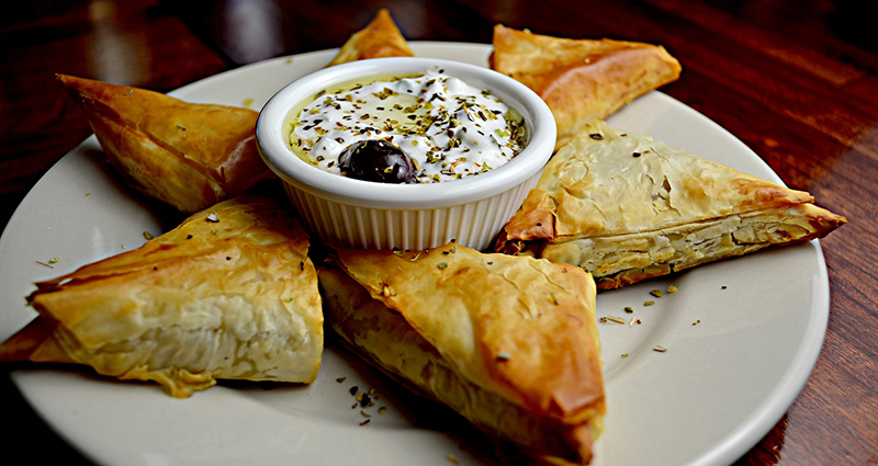 Greek cuisine – filo pastry