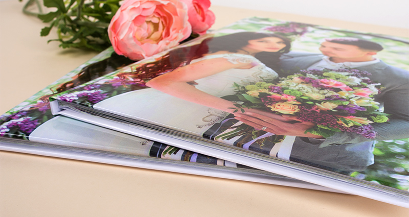 Wedding Photo Book Classic – two kinds of cover