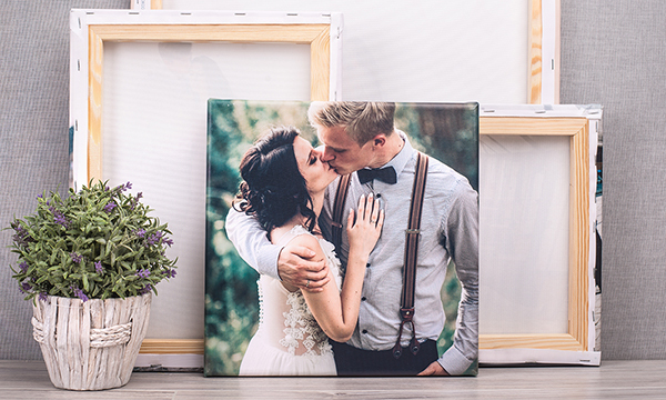 Foto su tela 30x30 cm