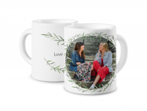 Photo mug For Bestie