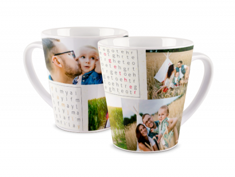 Mug Latté Family Together