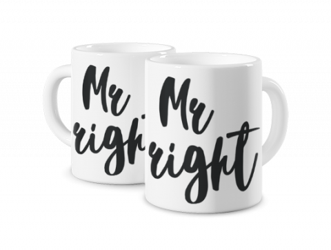 Mug Magique Always Right