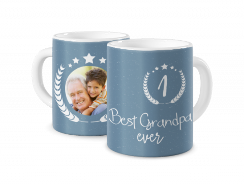 Magic Mug #1 Grandpa