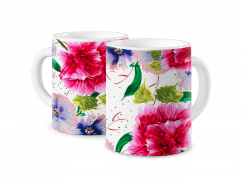 Magic Mug Flower Power