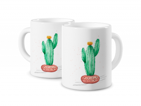 Magic Mug Prairie Cactus