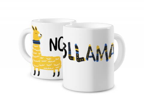 Magic Mug No Probllama