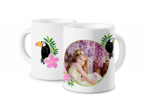 Magic Mug Summer Toucan