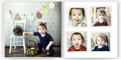 Photo Book 24x24 Our Lullaby