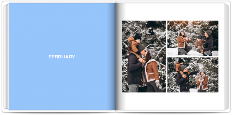 Photo Book 24x24 Year in Review