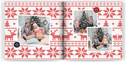 Photo Book 24x24 Sweet Christmas