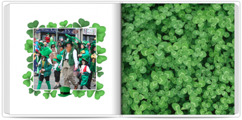 Photo Book 24x24 St. Patrick's Day