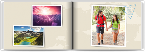 Photo Book A5 Softcover Adventure