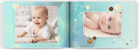 Fotobuch A5 Softcover Big Boy