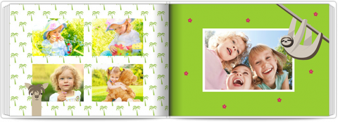 Photo Book A5 Softcover You and Animals