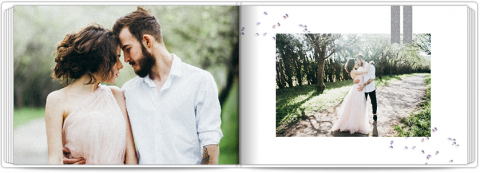 Photo Book A5 Softcover Stylish