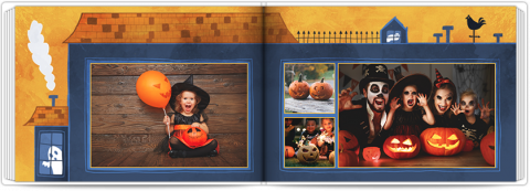 Livre Photo Halloween Colorland Fr