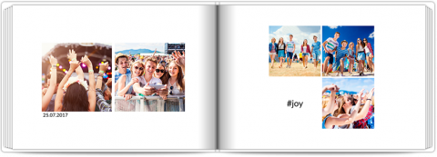 Photo Book A5 Softcover Instagram