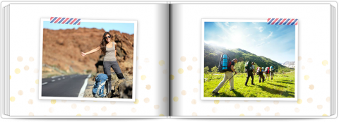 Photo Book A5 Softcover Letter