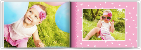 Photo Book A5 Softcover Little Princess