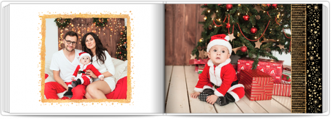 Photo Book A5 Softcover Magic Christmas
