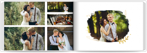 Photo Book A5 Softcover Love Stories