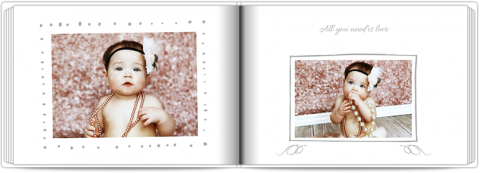 Photo Book A5 Softcover Sweetheart