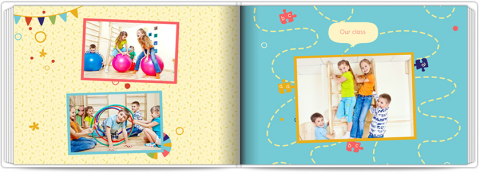 Photo Book A5 Softcover Sweet Kids