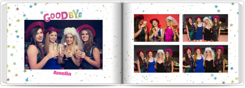 Photo Book A5 Softcover Hen Party