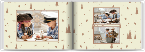 Photo Book A5 Softcover Woodland Story