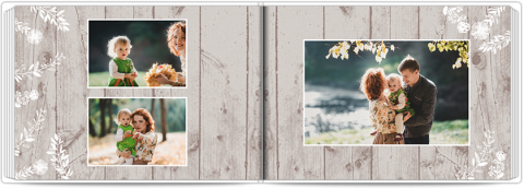 Photo Book A5 Softcover Magic Memories
