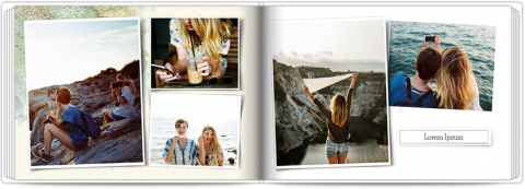Photo Book A5 Softcover Venture