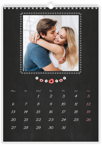 Photo Calendar 30x45 (A3+ Portrait) Folklove