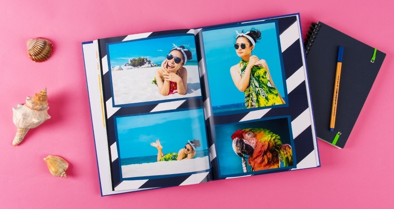 Holiday photobook top 15 summer templates inspirations colorland