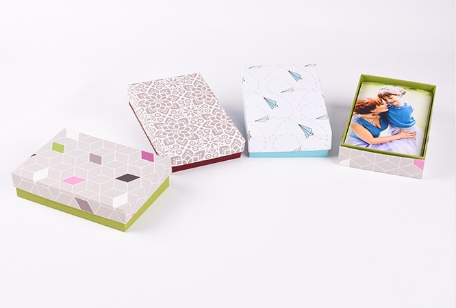 box for photo prints
